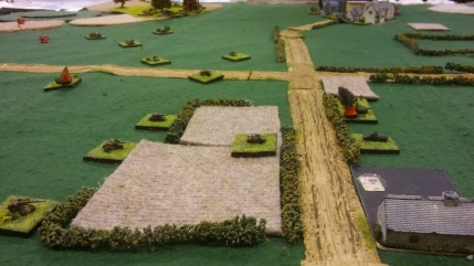 The Austrian ATGM finally get a hit on the Polish Cavalry!