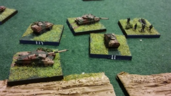 Poles get ready for 2nd assault on Klinkerhoff.