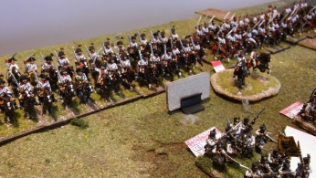 Lovely big Austrian Cavalry