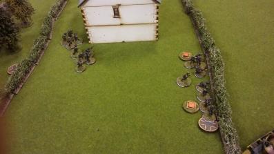 2. & 3. gruppen deployed
