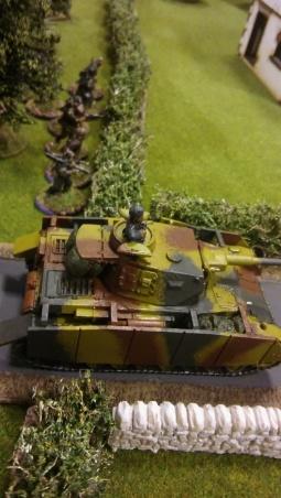 Buchloch's boys get panzer support