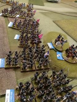 Wurttemberg Infantry still awaiting orders