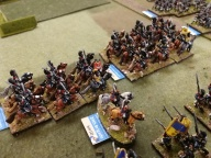 Wurttemberg Cavalry chomping at the bit