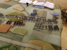 Allied reserves arrive in force