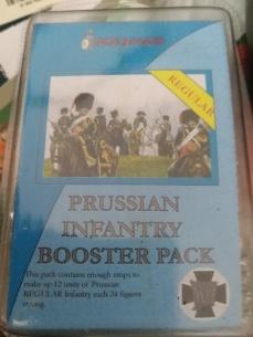 baccus swag: Napoleonic infantry,