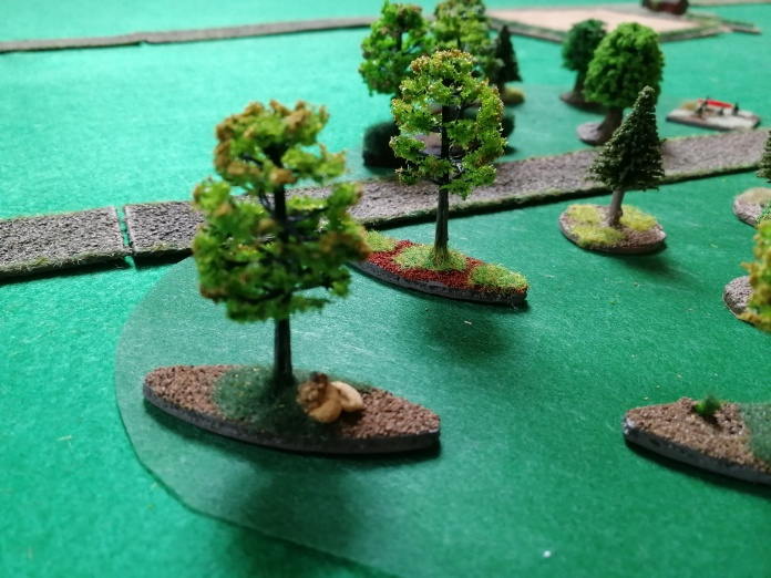 really like basing of these trees!