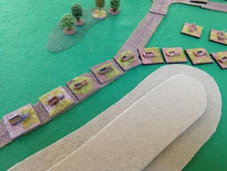 Infantry deploy...